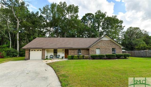 411 Wood Dale Drive, Hinesville, GA 31313 (MLS #257036) :: Coldwell Banker Access Realty