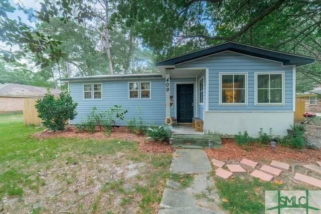 409 2nd Street, Pooler, GA 31322 (MLS #257037) :: Coastal Savannah Homes