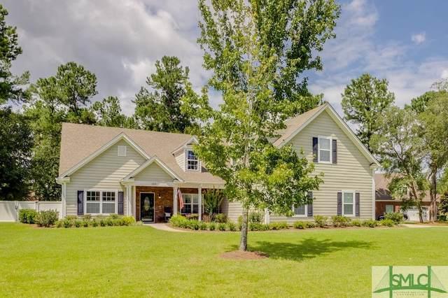 123 Ruby Trail, Guyton, GA 31312 (MLS #257038) :: Heather Murphy Real Estate Group