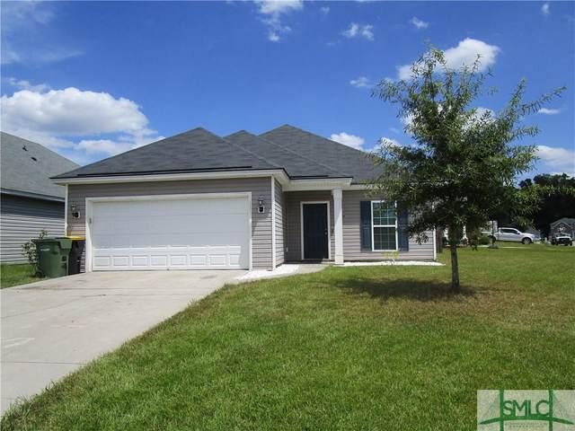 203 Calm Oak Circle, Savannah, GA 31419 (MLS #257050) :: Heather Murphy Real Estate Group