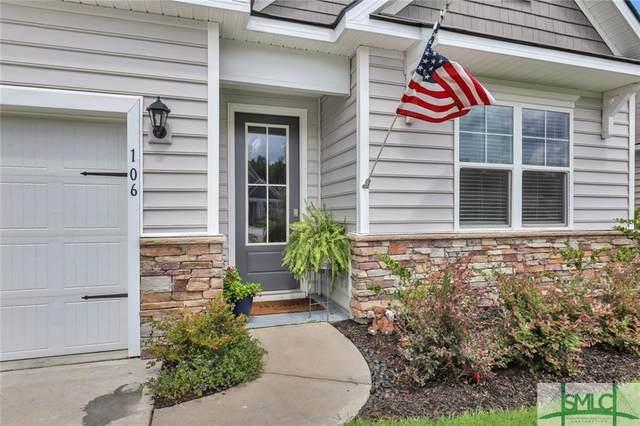 106 Oldwood Drive, Pooler, GA 31322 (MLS #257051) :: Coldwell Banker Access Realty