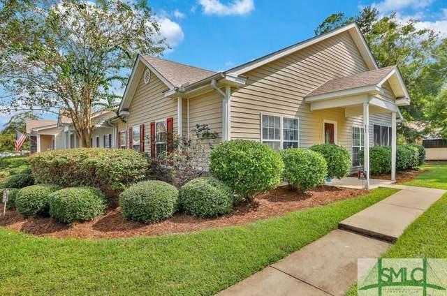 11 Copper Court, Savannah, GA 31419 (MLS #257054) :: The Allen Real Estate Group