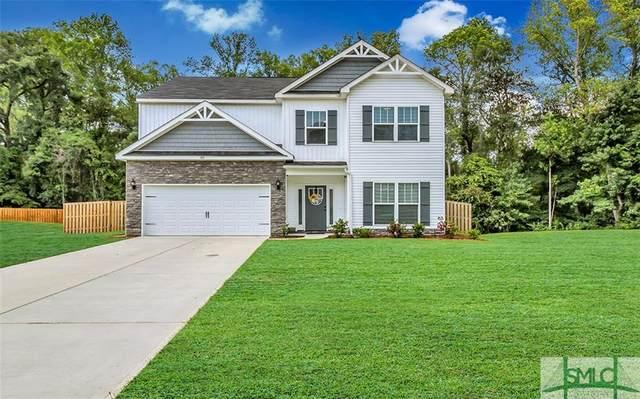147 Summer Station Drive, Guyton, GA 31312 (MLS #257055) :: Coldwell Banker Access Realty