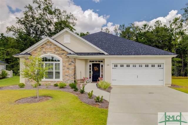 29 Scarlet Maple Lane, Savannah, GA 31419 (MLS #257057) :: Heather Murphy Real Estate Group