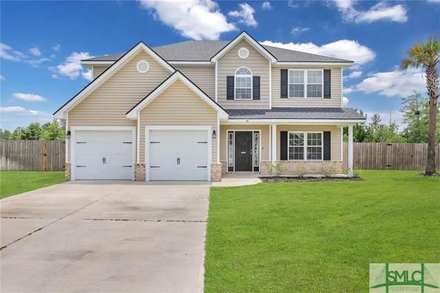 93 NE Way Station Way, Ludowici, GA 31316 (MLS #257059) :: Heather Murphy Real Estate Group