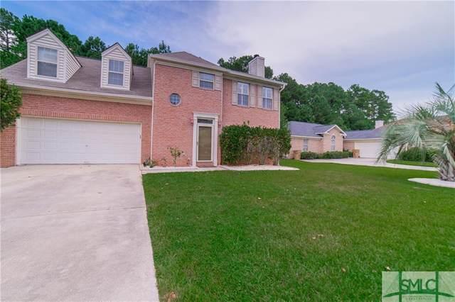 107 Golden Grove Lane, Richmond Hill, GA 31324 (MLS #257065) :: Coastal Savannah Homes