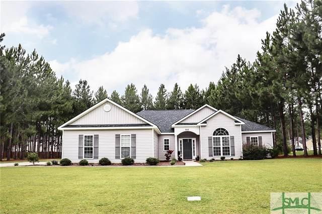 302 Tryon Place, Statesboro, GA 30461 (MLS #257075) :: Keller Williams Coastal Area Partners