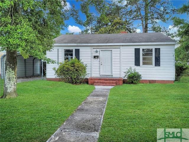 2109 Beech Street, Savannah, GA 31404 (MLS #257085) :: Heather Murphy Real Estate Group