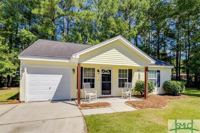 8 Bells Crossing, Guyton, GA 31312 (MLS #257087) :: The Arlow Real Estate Group