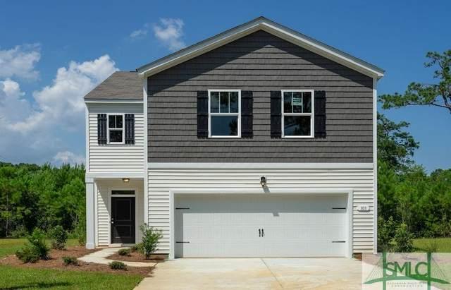 209 Barbados Road, Guyton, GA 31312 (MLS #257096) :: Heather Murphy Real Estate Group