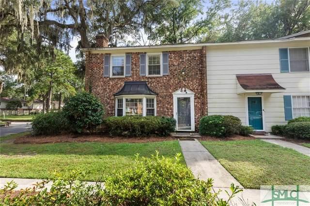 455 Mall Boulevard #107, Savannah, GA 31406 (MLS #257098) :: Coldwell Banker Access Realty