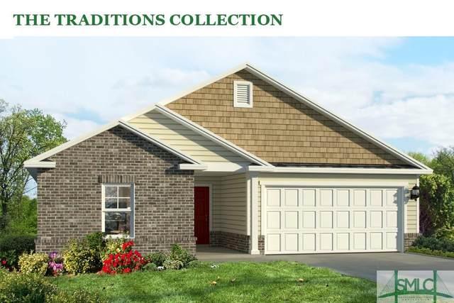 4 Flagler Drive, Savannah, GA 31419 (MLS #257100) :: Coastal Savannah Homes