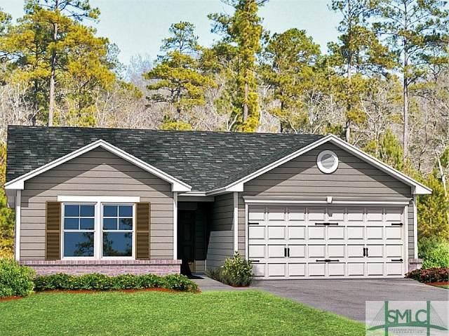 112 Brookline Drive, Savannah, GA 31407 (MLS #257101) :: The Arlow Real Estate Group