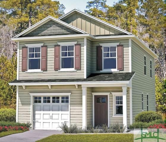 55 Pomona Circle, Savannah, GA 31419 (MLS #257102) :: The Allen Real Estate Group