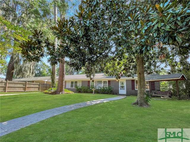 37 Skyline Drive, Savannah, GA 31406 (MLS #257109) :: Heather Murphy Real Estate Group