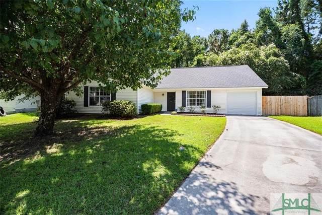 44 Cutler Drive, Savannah, GA 31419 (MLS #257112) :: The Allen Real Estate Group