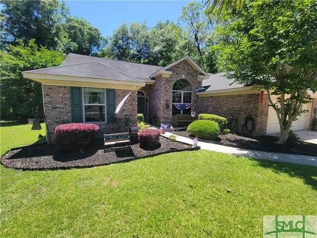 164 Parkview Road, Savannah, GA 31419 (MLS #257116) :: Teresa Cowart Team