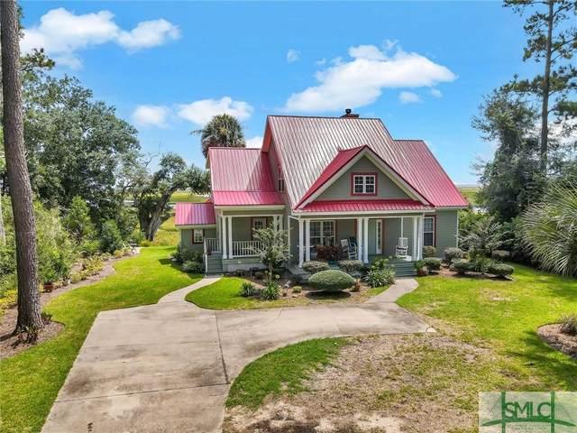 579 Youmans Road, Midway, GA 31320 (MLS #257118) :: Coastal Savannah Homes
