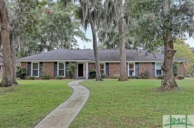 923 Moss Drive, Savannah, GA 31410 (MLS #257123) :: Teresa Cowart Team