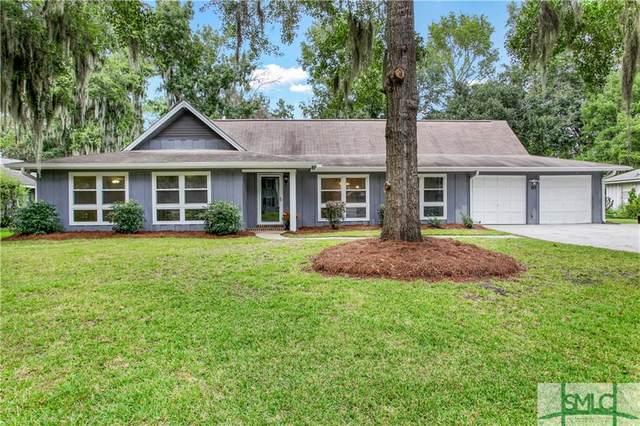 10 Red Fox Drive, Savannah, GA 31419 (MLS #257130) :: The Allen Real Estate Group