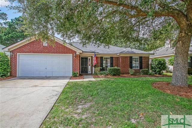 23 Chapel Drive, Savannah, GA 31406 (MLS #257133) :: Bocook Realty