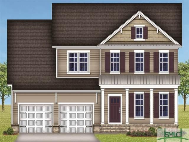118 Simcoe Lake Drive, Richmond Hill, GA 31324 (MLS #257135) :: Keller Williams Realty Coastal Area Partners