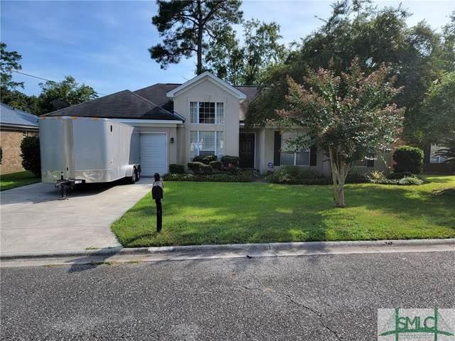 7 Tara Court, Savannah, GA 31406 (MLS #257136) :: Coldwell Banker Access Realty