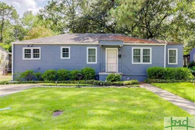 311 E 65th Street, Savannah, GA 31405 (MLS #257140) :: Heather Murphy Real Estate Group