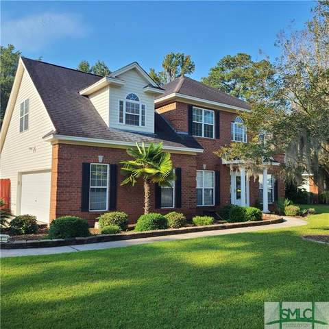 1 Kingfisher Circle, Savannah, GA 31419 (MLS #257141) :: Teresa Cowart Team