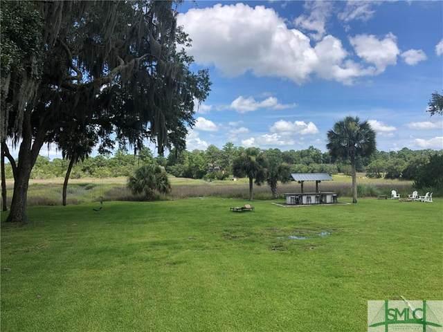 2203 Norwood Avenue, Savannah, GA 31406 (MLS #257142) :: The Arlow Real Estate Group