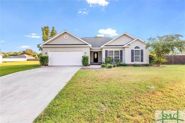 106 Kingsley Drive S, Guyton, GA 31312 (MLS #257149) :: Heather Murphy Real Estate Group