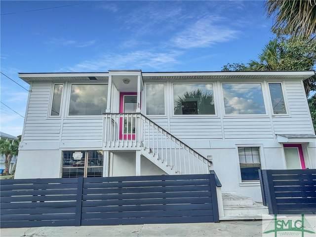 16 13th Street, Tybee Island, GA 31328 (MLS #257154) :: Keller Williams Realty Coastal Area Partners