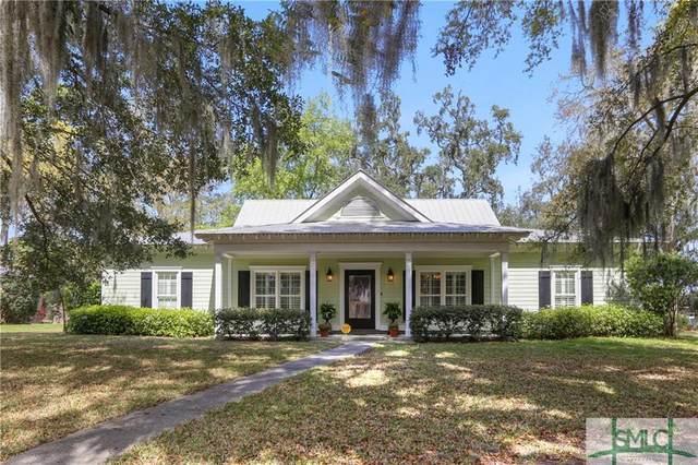 4 Woodhull Road, Savannah, GA 31404 (MLS #257155) :: The Arlow Real Estate Group