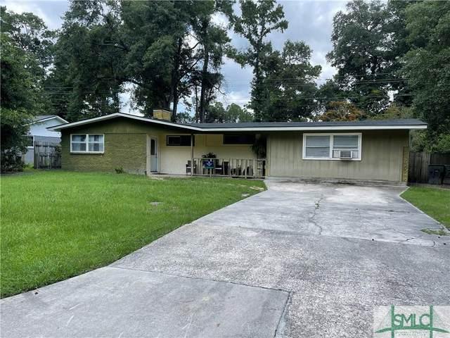 306 Woodley Road, Savannah, GA 31419 (MLS #257179) :: Keller Williams Realty Coastal Area Partners