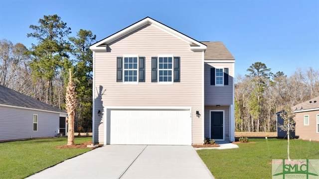 268 Cold Creek Loop, Port Wentworth, GA 31407 (MLS #257182) :: The Arlow Real Estate Group