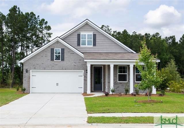 134 Oldwood Drive, Pooler, GA 31322 (MLS #257184) :: Coastal Savannah Homes