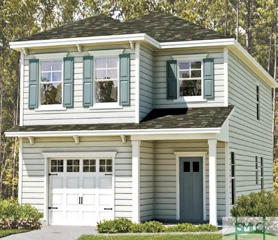 31 Pomona Circle, Savannah, GA 31419 (MLS #257190) :: The Allen Real Estate Group