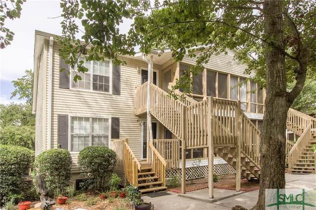 401 N Cromwell Road 7H, Savannah, GA 31410 (MLS #257192) :: Heather Murphy Real Estate Group
