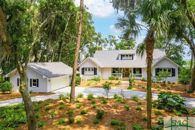 19 Magnolia Crossing, Savannah, GA 31411 (MLS #257197) :: Heather Murphy Real Estate Group