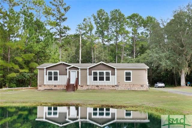 37 Cook Road, Fleming, GA 31309 (MLS #257204) :: Keller Williams Coastal Area Partners