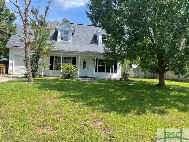 915 Piercefield Drive, Richmond Hill, GA 31324 (MLS #257205) :: Keller Williams Realty Coastal Area Partners