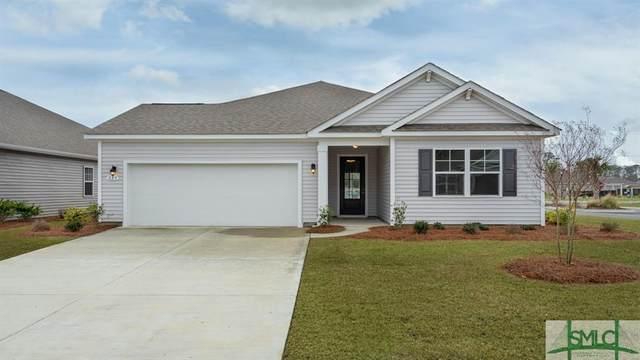 115 River Run Drive, Pooler, GA 31322 (MLS #257209) :: Coldwell Banker Access Realty