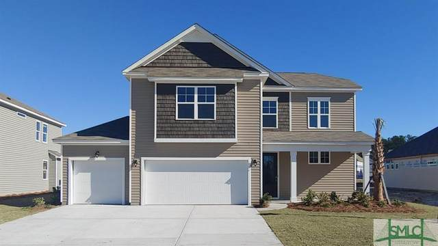 102 Speir Court, Rincon, GA 31326 (MLS #257212) :: Heather Murphy Real Estate Group