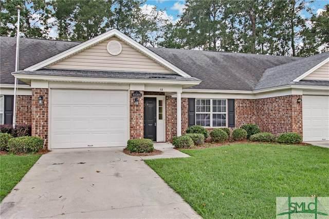 1159 Mohawk Street I-2, Savannah, GA 31419 (MLS #257226) :: Keller Williams Coastal Area Partners