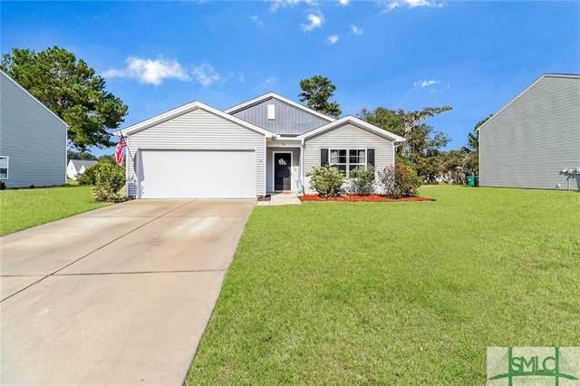 36 Blackberry Circle, Guyton, GA 31312 (MLS #257238) :: Heather Murphy Real Estate Group