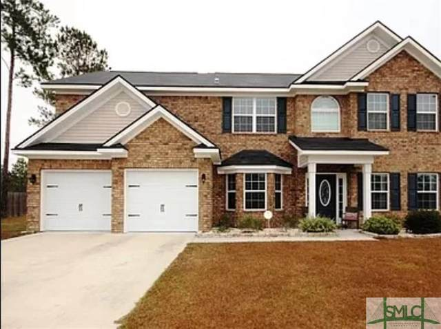 436 Briarcrest Drive, Ludowici, GA 31316 (MLS #257244) :: The Arlow Real Estate Group