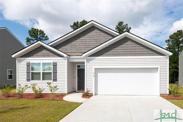 139 Troupe Drive, Savannah, GA 31407 (MLS #257245) :: Heather Murphy Real Estate Group