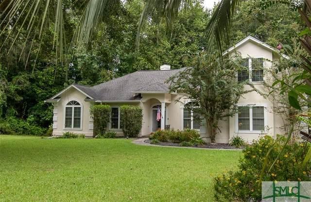 190 Cairnburgh Road, Richmond Hill, GA 31324 (MLS #257246) :: Coastal Savannah Homes