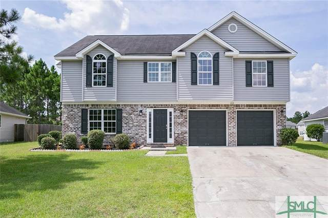 212 Pampas Drive, Pooler, GA 31322 (MLS #257247) :: Heather Murphy Real Estate Group