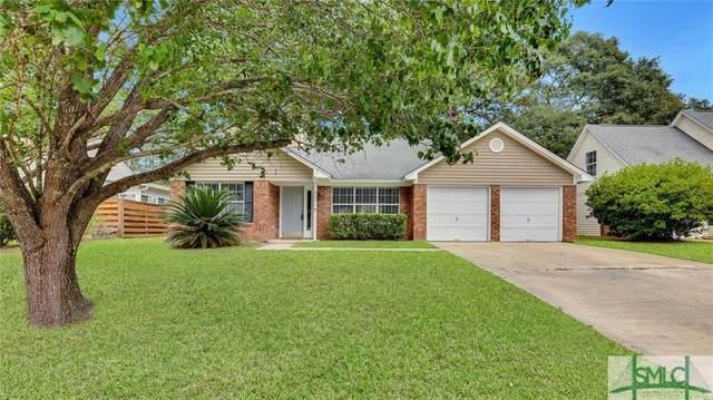 427 Falcon Drive, Richmond Hill, GA 31324 (MLS #257249) :: Coastal Savannah Homes